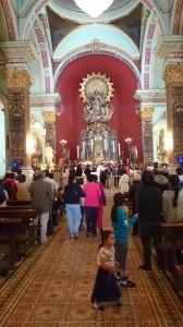 Voto Nacional Misa de Domingo con Padre Darío Echeverri