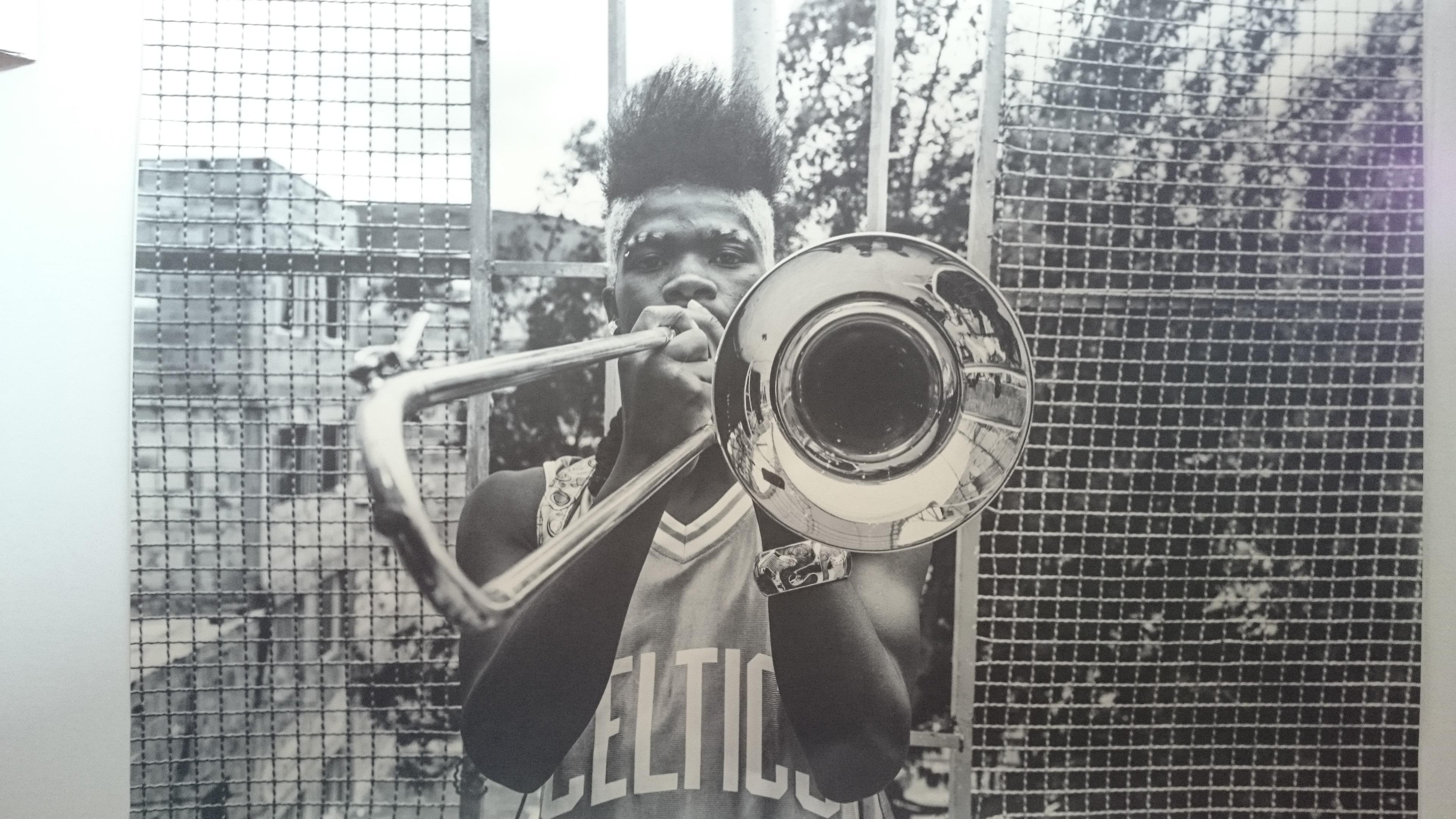 Ciudad Bolívar - trumpet