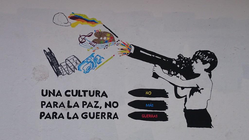 Eine Kultur für den Frieden, nicht für den Krieg (Unicampus)