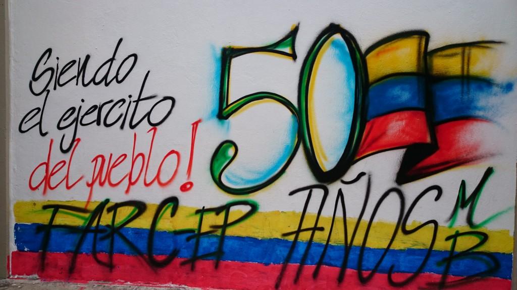 Die Volksarmee! 50 Jahre FARC-EP (Unicampus)