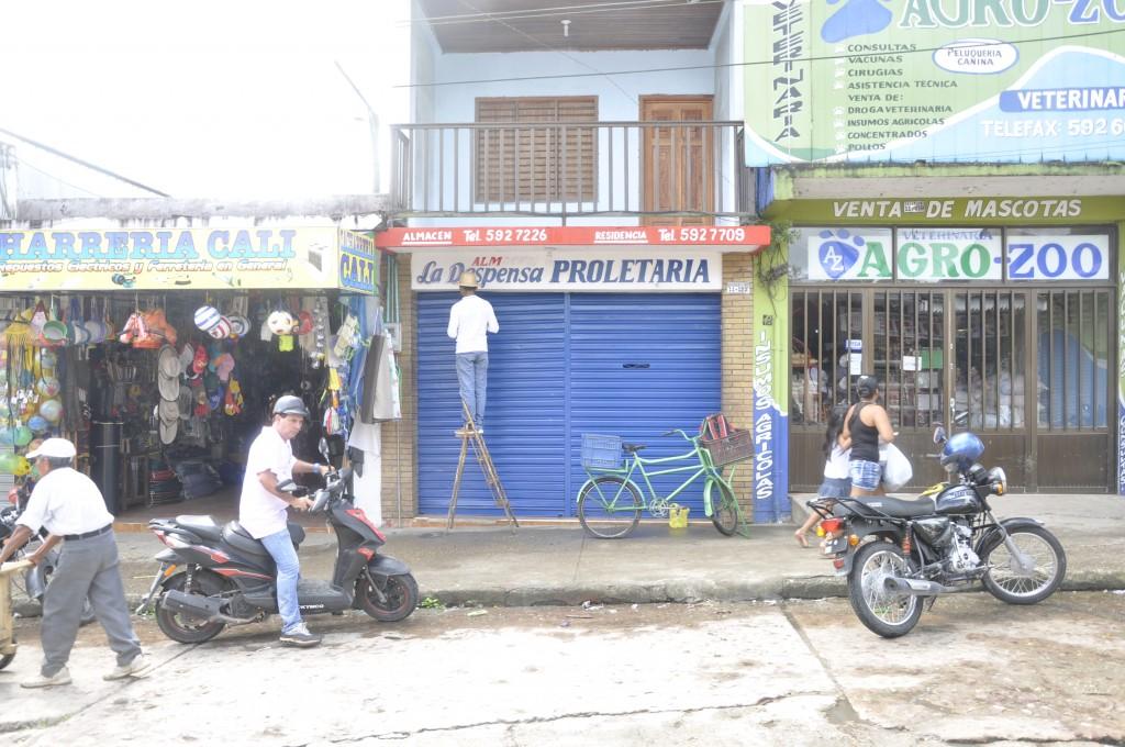 Der Markt von Leticia
