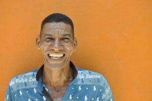 Alberto González aus Danlí in Honduras floh vor den Maras. In Tenosique fand er Schutz.